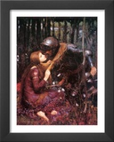 Belle Dame sans Merci Poster by John William Waterhouse