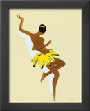 Black Thunder, Josephine Baker Prints by Paul Colin