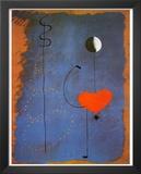 Ballerina II, c.1925 Posters by Joan Miró