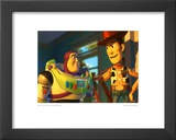 Buzz Lightyear and Woody Print