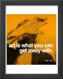Art Prints by Andy Warhol