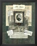 Linda Jade Charles Frederic Chopin Art Print POSTER Prints