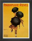 Parapluie Revel Print by Leonetto Cappiello