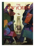 The New Yorker Cover - December 6, 2004 Giclee Print by Carter Goodrich
