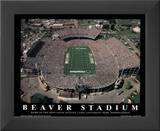 Penn State Nittany Lions Beaver Stadium NCAA Sports Prints by Mike Smith