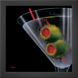 Classic Martini Prints by Michael Godard