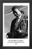 John Coltrane Prints by Ted Williams