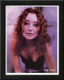 Tori Amos (Lavender Background) Music Poster Print Prints