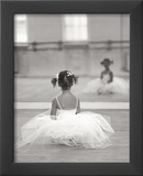 Little Ballerina Posters by David Handley