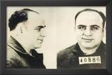 Al Capone Mug Shot Archival Photo Poster Print Prints