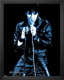 Elvis Presley 68 Comeback Special Music Poster Print Posters