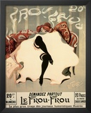 Le Frou - Frou Art by Lucien-Henri Weiluc