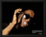 Lil Wayne Quote Music Poster Print Posters