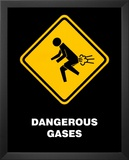 Dangerous Gases Posters