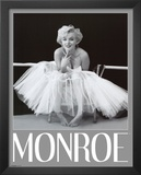 Marilyn Monroe Poster by Milton H. Greene