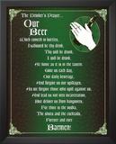 The Drinker's Prayer Art