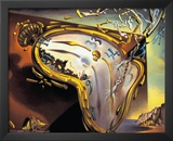 Dali - Montre Molle Posters by Salvador Dalí