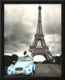 Paris Romance Prints