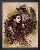 Victoria Frances (El Amor) Art Poster Print Posters