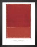 Rothko - Untitled Prints by Mark Rothko