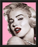 Marilyn Monroe - Lips Prints