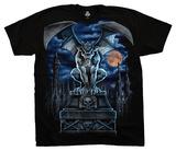Gargoyle Moon T-shirts