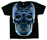 Glass Skull T-shirts