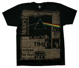 Pink Floyd - Dark Side Headlines T-Shirt