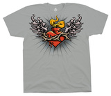 Sacred Heart T-shirts