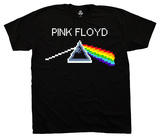 Pink Floyd - Dark Side Pixel T-shirts