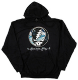Hoodie: Grateful Dead - Steal Your Sky Space Pullover con cappuccio