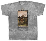 Led Zeppelin - Man With Sticks Tshirts
