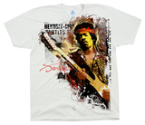 Jimi Hendrix - Hendrix UK &#39;67 Tshirt
