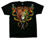 Rastafari T-shirts