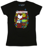 Juniors: Woodstock - Aquarian Exposition T-shirts