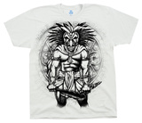 Aztec Warrior T-shirts