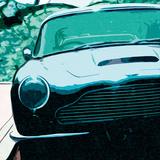 Aston Classic Posters par Malcolm Sanders