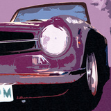 Triumph Classic Print by Malcolm Sanders