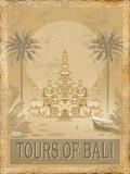 Tours of The East II Kunstdrucke von Ben James
