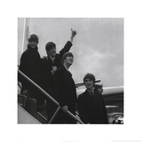The Beatles I Print by  British Pathe