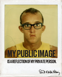 My Public Image Photo by Keith Haring