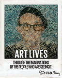 Art Lives Posters by Keith Haring