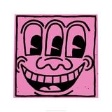 Sans titre Reproduction procédé giclée par Keith Haring