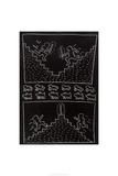 Sin título Lámina giclée por Keith Haring