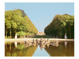 Rear View of the Fountain of Apollo, 1668-71 (Photo) Giclee Print by Jean Baptiste I Tuby