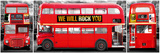 London-Bus Poster