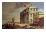 Greenwich Hospital, 1842 Giclee Print by James Holland