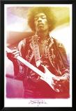 Jimi Hendrix - Legendär Poster
