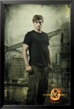 Hunger Games-Peeta in District 12 Affiches