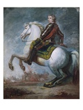 Sir Jeffrey Amherst (1717-97) c.1768 Giclee Print by Sir Joshua Reynolds